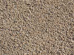 A picture of 3/8 gravel